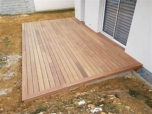 Terrasse Bois Exotique : terrasse bois ~ Melissatoandfro.com Idées de Décoration