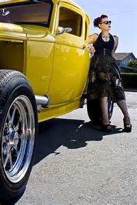 Rockabilly Hot Rod Cars