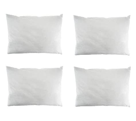 northern nights pillows northern nights set of 4 standard feather pillows page 1