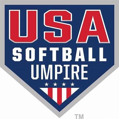 Softball Umpire Usa Plays Umpires Training Clarifications