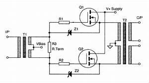 zeus line driver With audio line driver