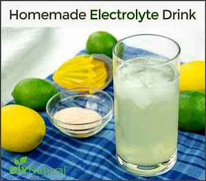 Homemade Electrolyte Drink  Healthy Sports Drink For