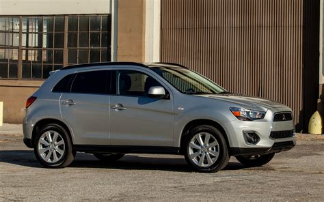 Mitsubishi Outlander Sport Backgrounds by 2013 Mitsubishi Outlander Sport Wallpapers And Hd Images
