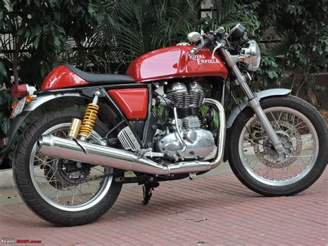 Review Royal Enfield Continental Gt by Initial Ownership Review Royal Enfield Continental Gt