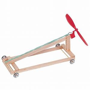 Elastic Band Cars Designs Zephyr Rubber Band Powered Racer