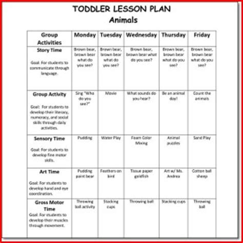 creative curriculum lesson plan template creative curriculum lesson plan template for preschoolers project edu hash
