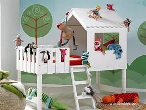 Lit Maison Fille : 10 lits d 39 enfants qui font r ver ~ Teatrodelosmanantiales.com Idées de Décoration