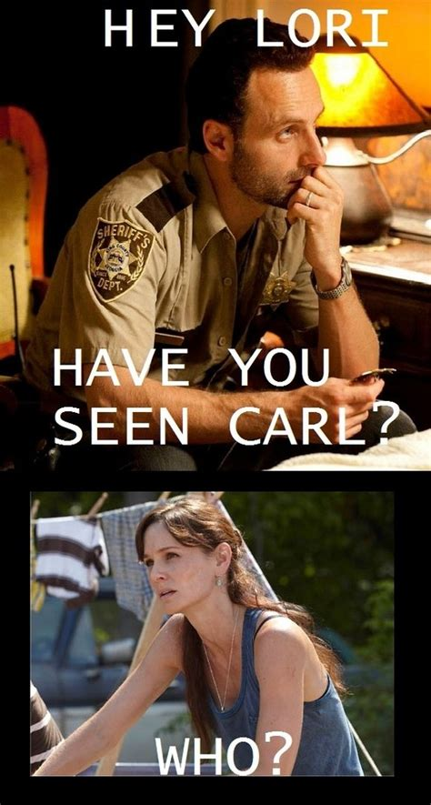 The Walking Dead Memes - good quotes about lori twd quotesgram