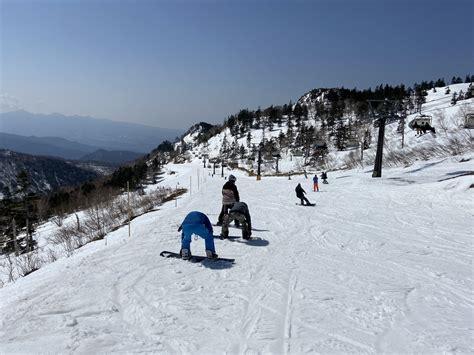 流れ は スキー 場
