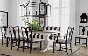 Back, To, Black, And, White, Dining, Room