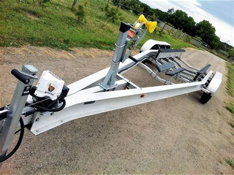 Boat Trailer Trader by New Aluminium 30ft Boat Trailer Boat Trail For Sale