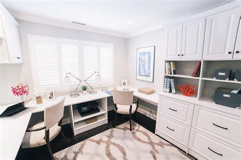 custom home office designers built  storage