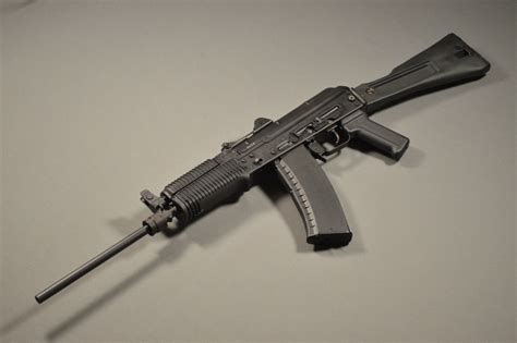 Arsenal Slr104ur (aks74u) Review  Modern Rifleman
