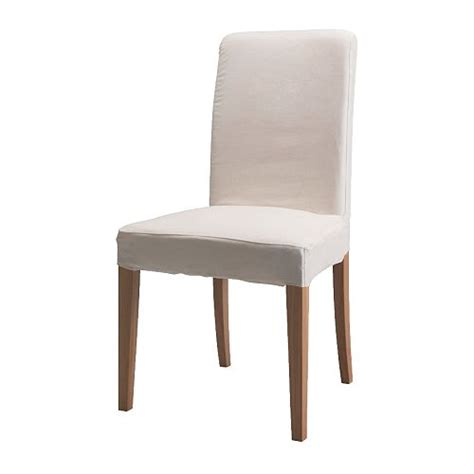 housse chaise ikea henriksdal chair gobo white ikea