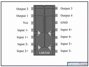 How Lm339 Comparator Works