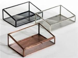 Boite A Bijoux En Verre : boite a bijoux en verre visuel 8 ~ Farleysfitness.com Idées de Décoration