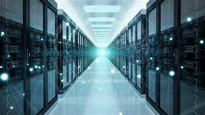 4k Wallpapers Server Datacenter Network Centre Ultra