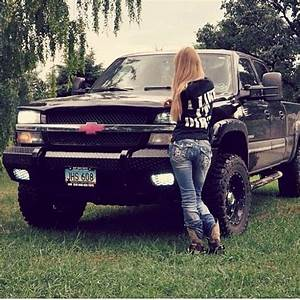 Country Girls and Trucks Wallpaper - WallpaperSafari