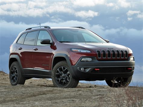 jeep cherokee trailhawk red 2016 jeep cherokee overview cargurus