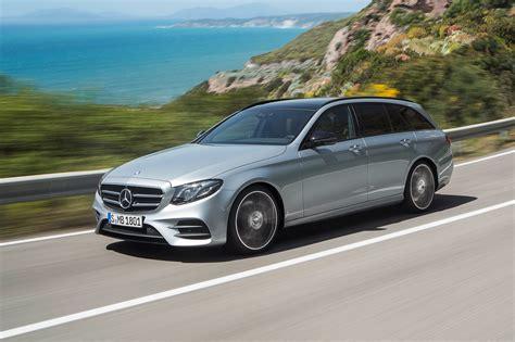 Vast New 2018 Mercedes Benz E Class Estate Unveiled By Car