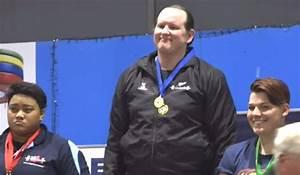 Transgender athlete Laurel Hubbard, 39, won a women's ...