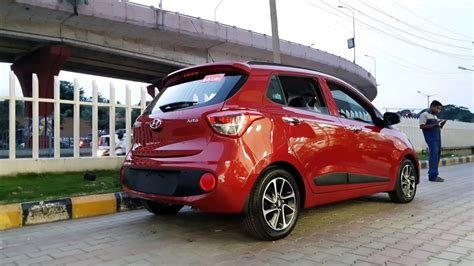 Hyundai Grand I10 4k Wallpapers by Taking Delivery Of Hyundai Grand I10 Asta 4k 60fps Fiery