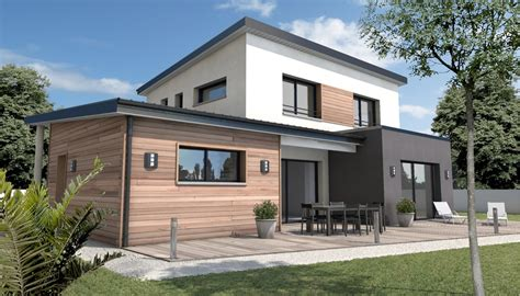constructeur de maison moderne constructeur maison moderne longeville sur mer vend 233 e 85 depreux construction maison