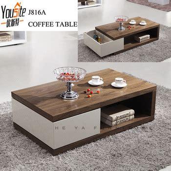center table set design wooden veneer adjustable center table design buy