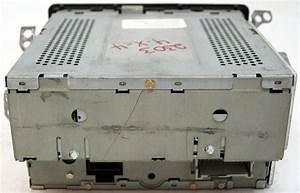 2003-2006 Pontiac Vibe Factory 6 Disc Changer Cd Player Oem Radio 28022765 8612001191