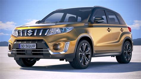 Suzuki 2019 : Suzuki Vitara 2019