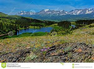 Lewis and Clark National Forest Map