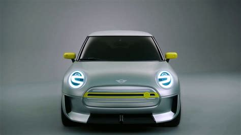 2019 Mini Electric by 2019 Mini Electric Concept Led Headlights Lights