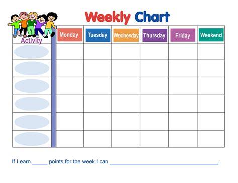 House Chart Template by Printable 10 Step Behavior Charts Loving Printable