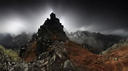 Montes Tatras, Polonia.