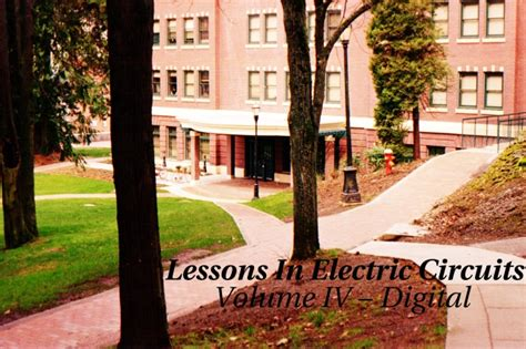 Lessons In Electric Circuits  Volume Iv (digital