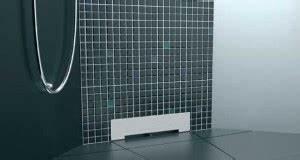 Receveur A Carreler 180x90 : douche italienne en carrelage gris et mosa que ~ Dailycaller-alerts.com Idées de Décoration