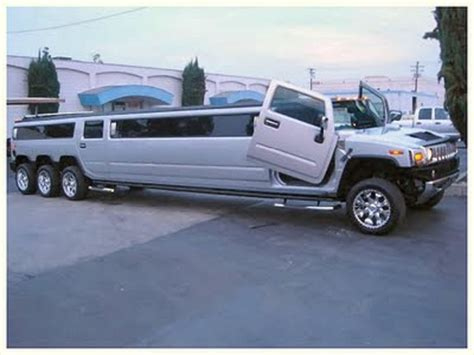 Hummer Limousine by Hummer Limousine