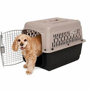 Doskocil pet taxi 28quotl x 205quotw x 215quoth walmartcom for Doskocil dog crate instructions
