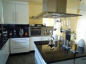 Ilot central avec plaque de cuisson for Cuisine ilot central cuisson