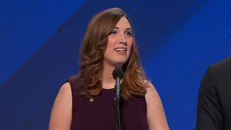 Transgender Woman Becomes 1st to Address a National ...