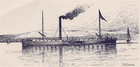 Steamboat Fulton by Free Science Studies Robert Fulton The Steamboat