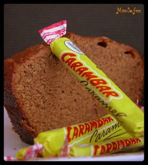 le journal des femmes cuisiner recette de cake aux carambars la recette facile
