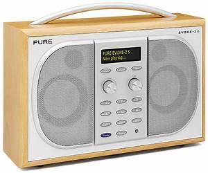 Pure Evoke 2S Radios De Table Son Vidocom