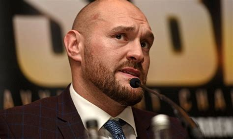 Mexican TV Interview Tyson Fury