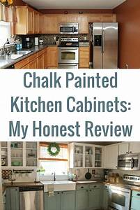 25 best ideas about chalk paint cabinets on pinterest With best brand of paint for kitchen cabinets with mural stickers