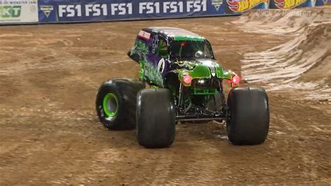 grave digger monster truck fabric smt10 grave digger 4wd rtr monster truck by axial racing