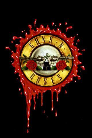 320x480 Guns N Roses Dark Minimal 4k Apple Iphone iPod