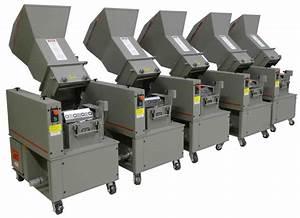 Polymer Systems Press Side Granulator