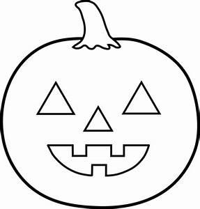Halloween Clip Art Black And White | Clipart Panda - Free ...
