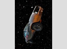Old Cars in Space